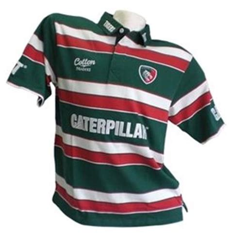 Jersey Multi Sport Leicester Home leicester tigers 2011 2012 home rugby jersey for only 163 61 57 at merchandisingplaza uk