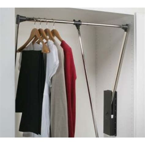 hoeys diy hafele pull clothes rail 630 x 1020