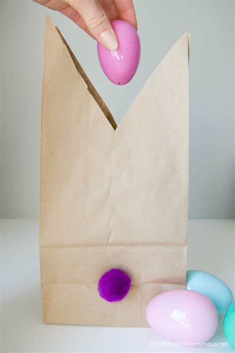 Paper Bag Bunny Craft - craftaholics anonymous 174 easter bunny gift bags with free