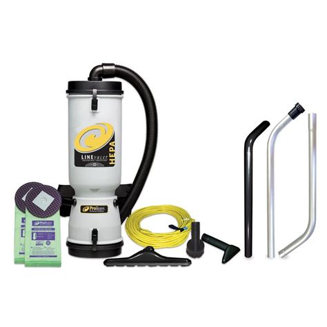 Vacuum Definition Proteam Linevacer Ulpa 10 Qt Backpack Vac With High