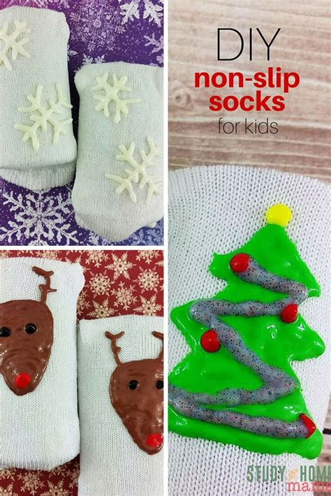 diy with socks diy non slip socks for study at home