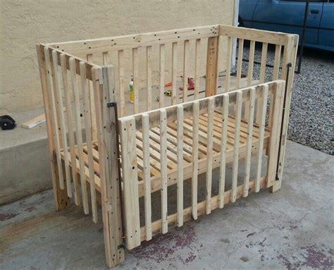 baby crib pallet ideas wood baby cradle crib beds