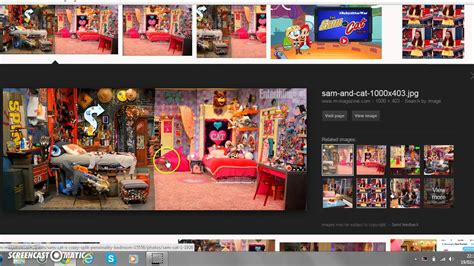 sam and cat room im getting my room themed like sam and cat