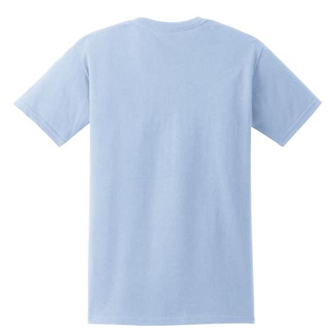Blouse 3colour Blue Vv gildan 2300 ultra cotton t shirt with pocket light blue fullsource