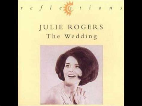 Wedding Song Julie Rogers Lyrics by The Wedding La Novia Julie Rogers Doovi