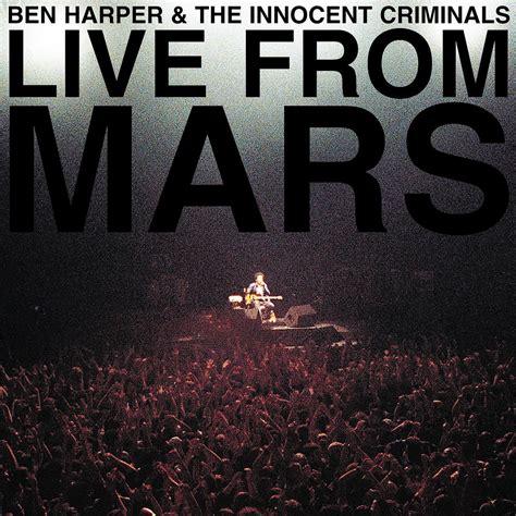 Live Photos Ben Harper The Innocent Criminals Reunite In 2015 | ben harper the innocent criminals live from mars in