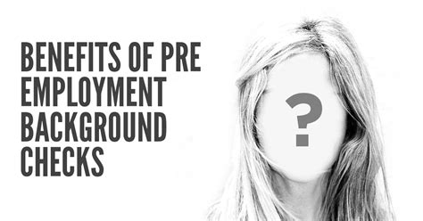 Run Background Check On Employee 3 Benefits Of Conducting Pre Employment Background Checks