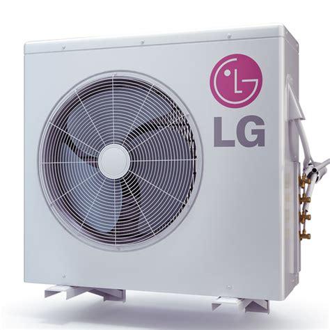 Ac Lg Model T09nl 3d model air conditioner lg lmu365hv