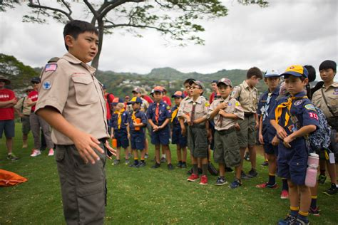 boy scounts of america boy scouts of america aloha council big island now