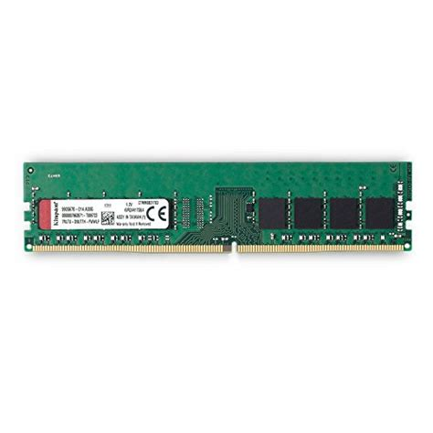 Ram Kingston 4gb Ddr4 Kingston Valueram 4gb 2400mhz Ddr4 Desktop Memory Import It All