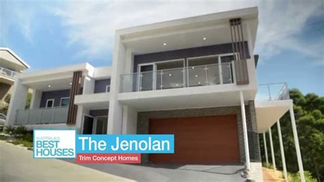 trim concept homes features on australia s best houses