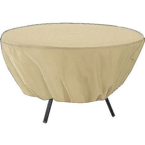 Patio Table Covers Classic Accessories Terrazzo Patio Table Cover Fits Up To 50 Quot Diameter Walmart
