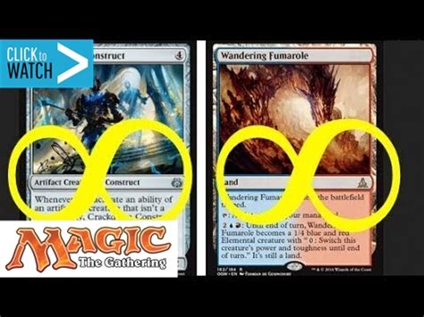 Mtg Instant Win Combos - new combo modern magic the gathering aether revolt doovi