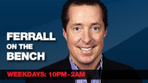 ferrall on the bench podcast ferrall on the bench listen to podcasts on demand free tunein