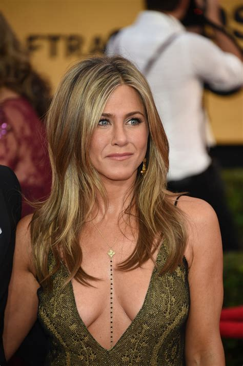 Aniston A by Aniston At 21st Annual Screen Actors Guild Awards