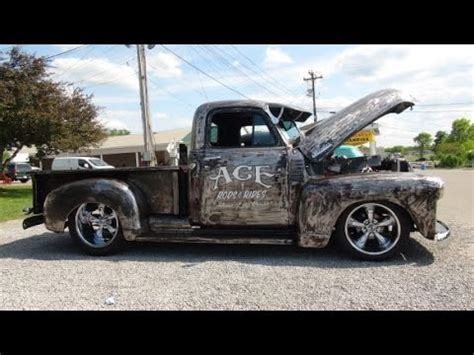 cool ls for sale mike rutherford s cool 51 chevy 3100 rod rat rod truck ls