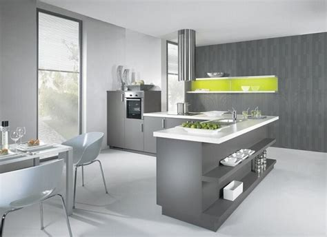 modern yellow and grey kitchen ideas grey kitchen designs ideas cabinets photos