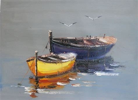 boat oil painting oil painting ship on the sea http lomets