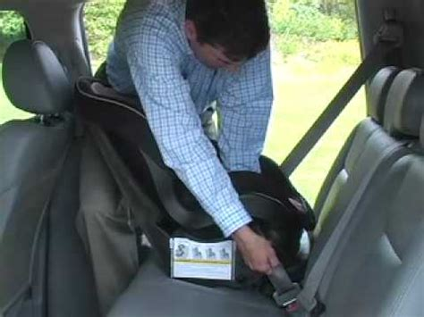 evenflo sureride car seat installation rear facing car seat installation evenflo titan 5 rear facing