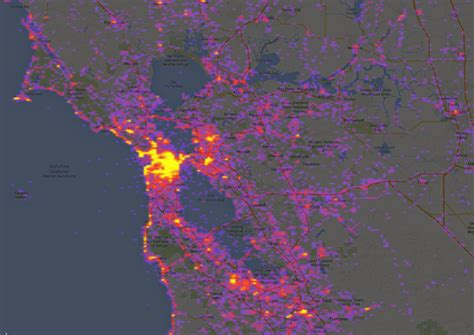 sights map sightsmap plots most photographed places on planet ecowest