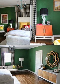 gold and green bedroom emerald green rooms living room green and bookcase white