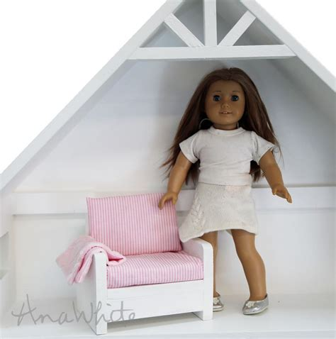 18 doll couch 17 best images about 18 quot or american girl doll furniture