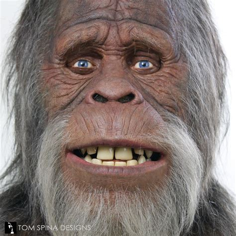 harry the harry and the hendersons mask conservation and display tom spina designs 187 tom