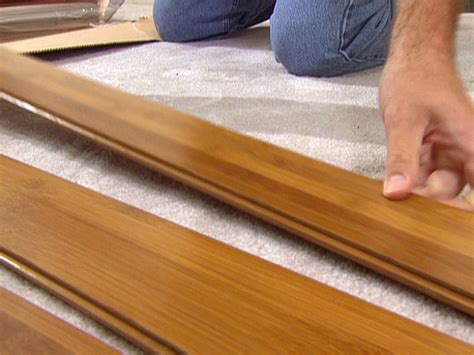 Diy Bamboo Flooring by How To Install Bamboo Plank Flooring How Tos Diy