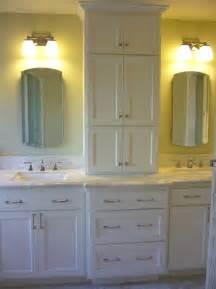 pine bathroom vanities storage tower