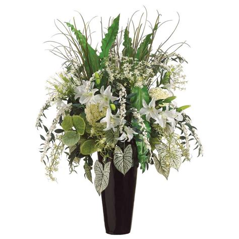 Very Tall Vases For Centerpieces The Artificial Plants And Flowers Industry A Beautiful
