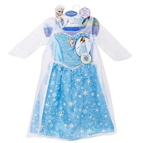 musical light up dress disney frozen elsa musical light up dress toys