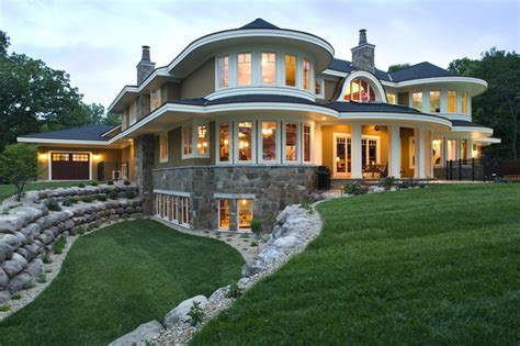 home designer pro walkout basement lakeside exterior beach style exterior minneapolis
