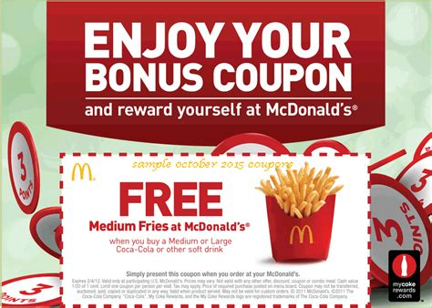 free printable grocery coupons september 2015 printable coupons mcdonalds coupons