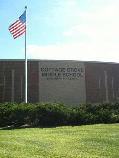 cottage grove middle school secondary schools reviews