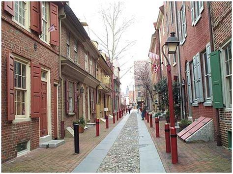 elfreth s alley elfreth s alley philadelphia pennsylvania
