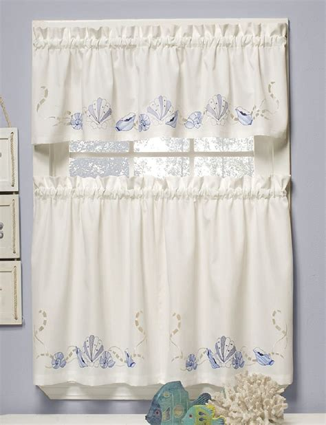 embroidered kitchen curtains kitchen curtains