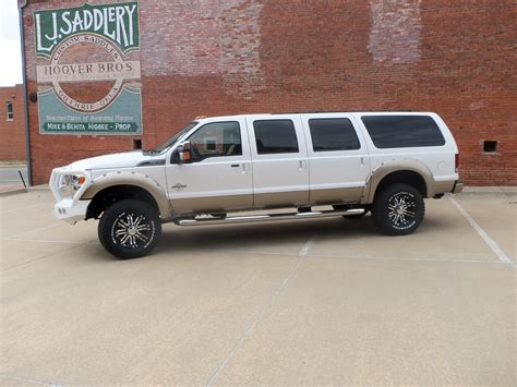 6 Door Excursion For Sale by 2011 Ford Excursion Six Door