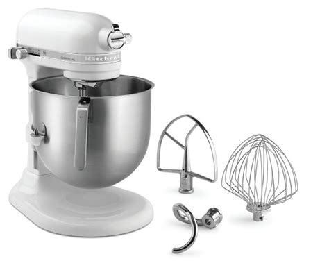 Commercial Kitchen Mixer by Kitchenaid Ksm7590 Commercial Bowl Lift Stand Mixer