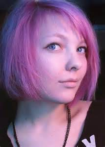 bobbed in pink hair colors ideas
