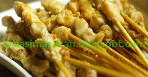 resep sate taichan resep masakan kreatif