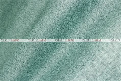vintage linen fabric by the yard seafoam prestige linens