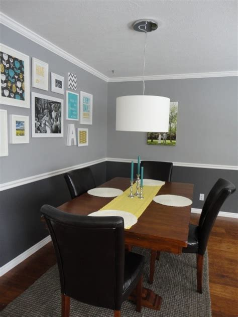 Two Tone Dining Room Walls by 17 Best Images About Two Tone Walls On Paint