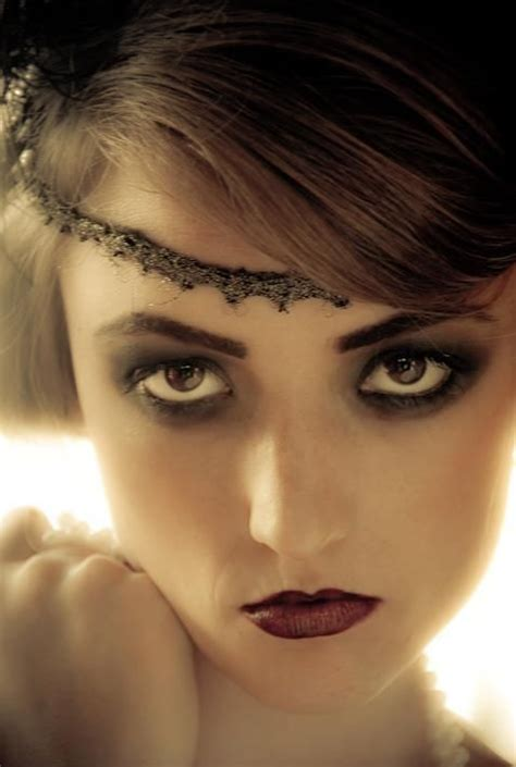 pictures of 1920s makeup 1920 s makeup l getting gatsby ed pinterest 1920