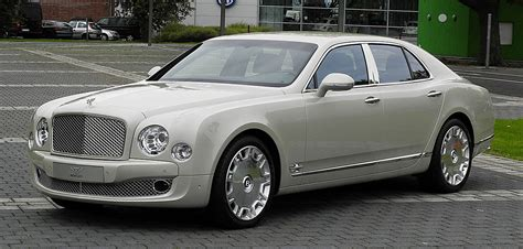 bentley mulsanne 2010 wikipedia