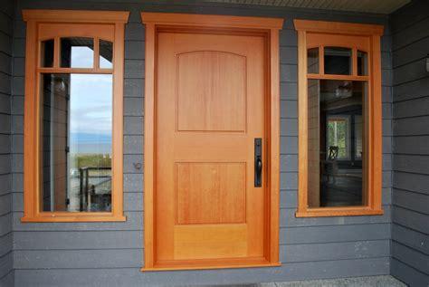 woodwork vancouver custom wood doors saratoga woodworks craftsman style
