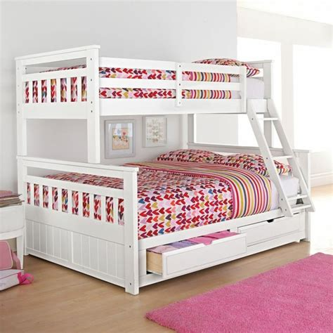 bunk beds sears springsdale twin over double storage bunk bed sears