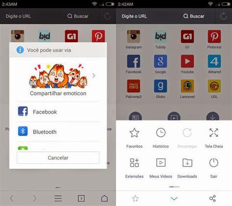 facebook themes for uc browser novo uc browser introduz compartilhamento com emoticons e