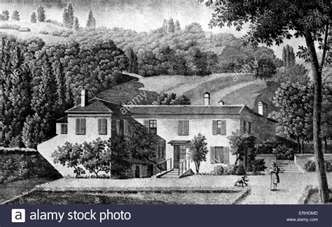 Jean Jacques Rousseau L Ermitage House In