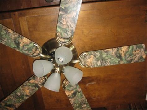camo ceiling fans new 52 quot ceiling fan with realtree camo blades cabin decor