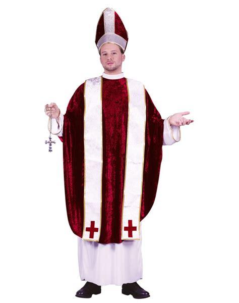 cardinal priest bishop pope costume